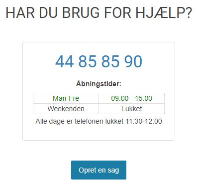 e-Mærket Hjælp